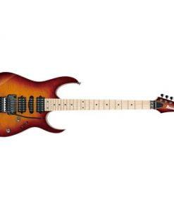 Ibanez RG657MSKSTB RG Prestige Electric Guitar with Case