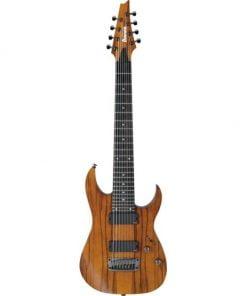 Ibanez RG852LWHAB RG Prestige 8 String Electric Guitar with Cas