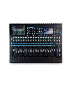 Allen and Heath QU24 24 Channel Digital Mixing Desk Chrome