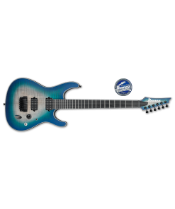 Ibanez SIX6FDFM-BCB Electric Guitar