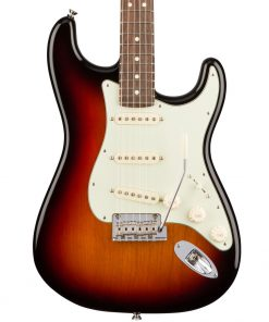 Fender American Professional Stratocaster – Rosewood Fretboard – 3-Tone Sunburst electric guitar