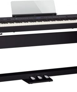 Roland FP60 Digital 88 Weighted Key Piano Black with Optional Stand