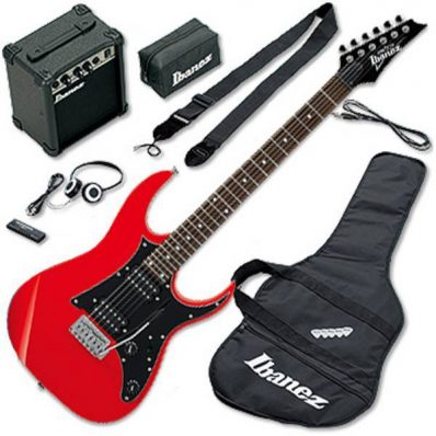 Ibanez IJRG200 Electric Guitar Pack RD