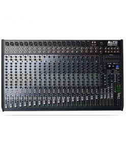Alto Pro Live 2404 24 Channel Analog Mixer with USB and FX