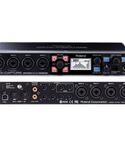 Roland OCTA-CAPTURE USB AUDIO INTERFACE 10 IN 10 OUT